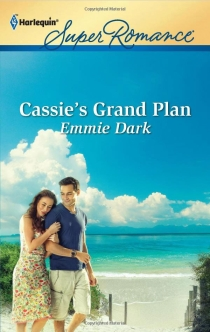 Samy on the cover of Cassie's Grand Plan by Emmie Dark